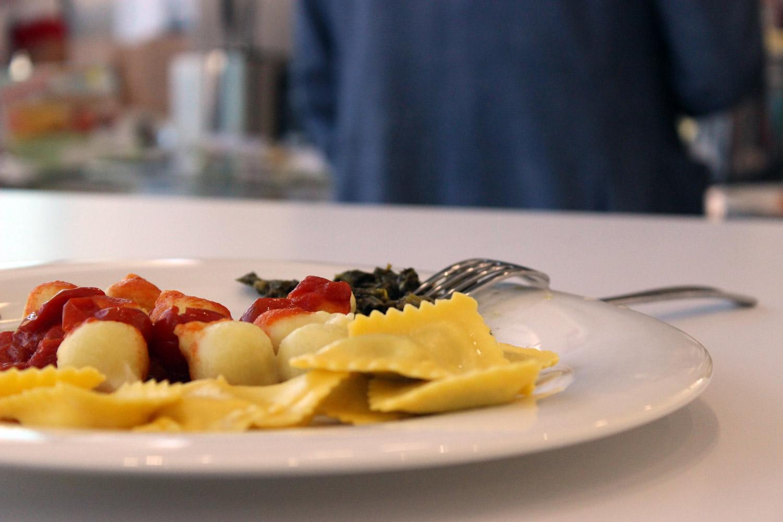 Pasta gourmet italiana