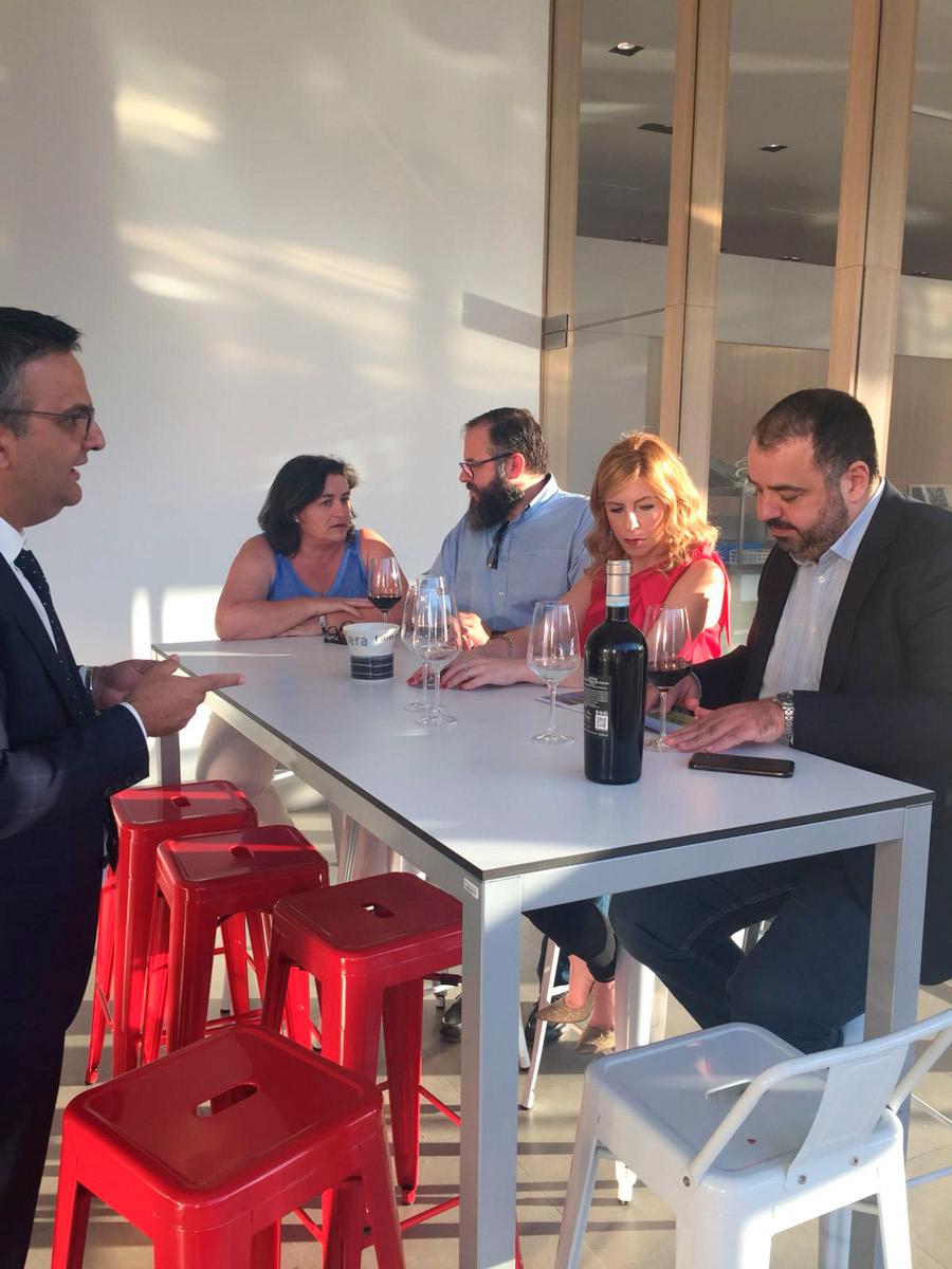 jornadas comida italiana en Carranza Hosteleria
