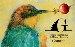 Patrocinadores del Festival Internacional de Música y Danza de Granada