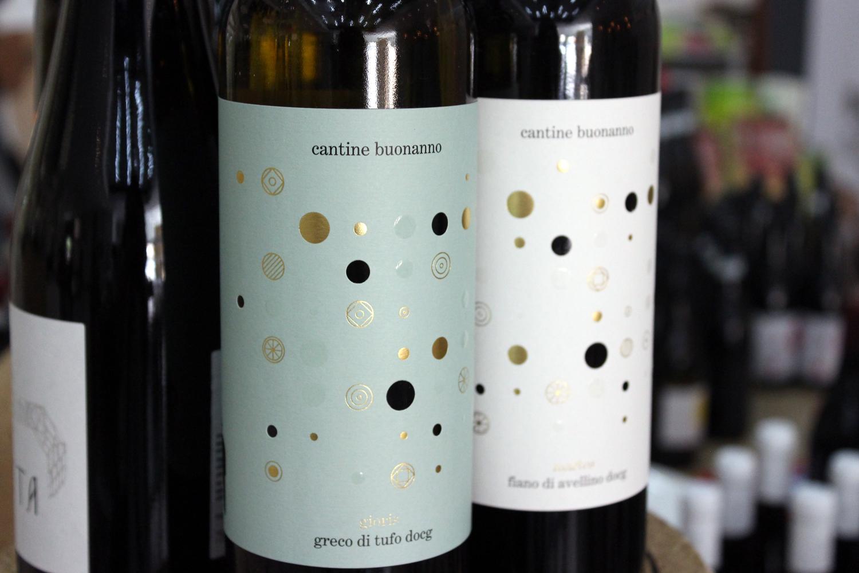 Cata de vinos italianos en Carranza