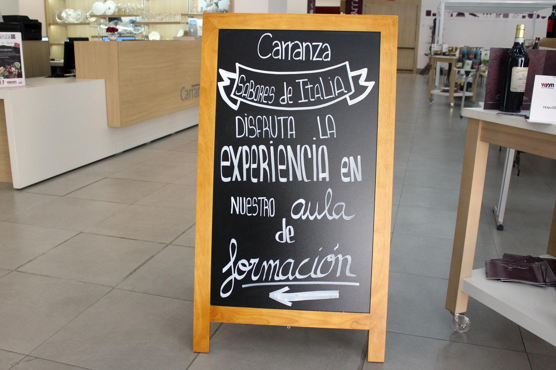 productos de Italia en Carranza
