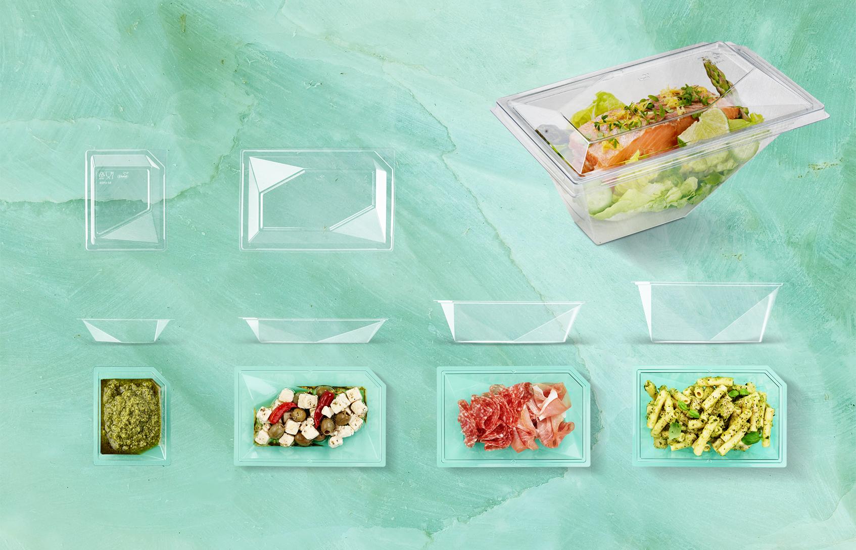 gamas de conserva de alimentos eco-lógicas